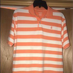 Boys Izod Polo style shirt size Large